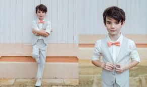 tenue enfant mariage vêtement cérémonie fille et garçon robe tenue cortège