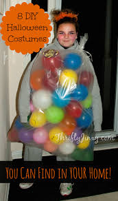 8 Diy Halloween Costumes For Kids Best Halloween Costumes 8 Diy Halloween Costumes You Can Find In Your Home Thrifty Jinxy
