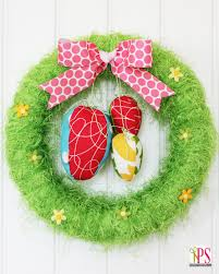 how to make easter wreaths easter egg wreath craft