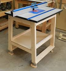 table saw router table top 10 free diy router table plans ideas my woodworking