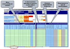 Quality Assurance Excel Template Implementation Of The Quality Assurance Matrix And Methodology