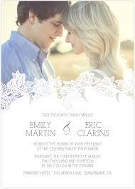 Order Invitation Cards Online Photo Wedding Invitations Redwolfblog Com