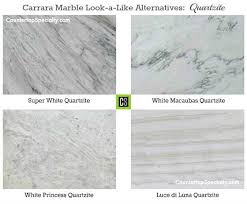 Corian Vs Quartz Best 25 Marble Countertops Cost Ideas On Pinterest Kitchen