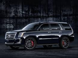 cadillac escalade 2017 lifted 2015 cadillac escalade receives hennessey supercharged treatment