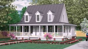 craftsman house plans with wrap around porch youtube