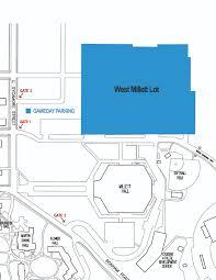 Ohio University Parking Map by Miami University Redhawks Official Athletic Site Miamiredhawks Com