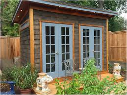backyards awesome backyard shed office garden shed office