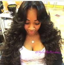 picture of hair sew ins porchea aka stylesbyporchea detroit mi voice of hair