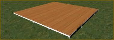 pedana legno pedana in legno autoportante