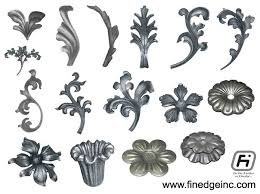 wrought iron components manufacturers in india ornamental iron
