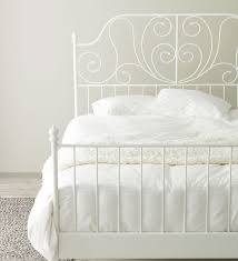 Ikea White Metal Bed Frame Best Ikea Bed Sustainablepals Org