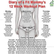 home work out plans 10 week no gym home workout plan that burns fat guaranteed