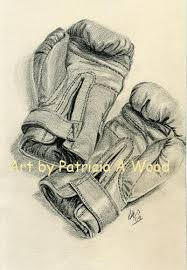 artbypatriciawood boxing gloves