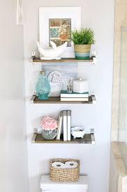 neoteric decorative bathroom shelves best 25 bathroom shelf decor