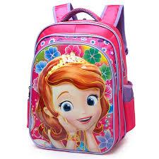 2017 sufeiya lovely cartoon barbie princess bags