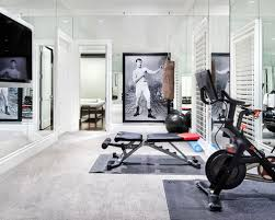 Home Gym Ideas  Design Photos Houzz - Home gym interior design