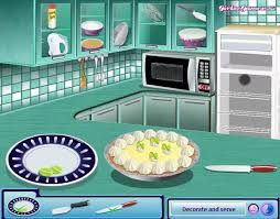 jeux de cuisine girlsgogames école de cuisine de tarte citron un jeu de filles gratuit