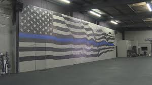 Thin Blue Line Flag Thin Blue Line Flag Honors Law Enforcement Past And Present