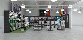 shop in shop interior adidas shop in shop u2013 braden planz
