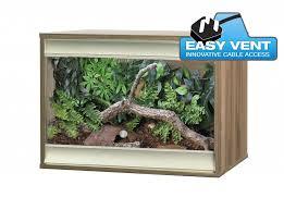 Vivarium Wood Decor Wood Finish Wooden Vivariums Swell Reptiles
