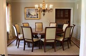 dining room sets for 6 dining room formal round dining room table and chairs set for 10