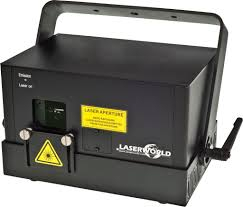 laserworld ds 3300rgb showlaser für lasershows laser