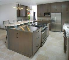 kitchen island with stove kitchen remodel reveal mummy kitchens and hanging lights