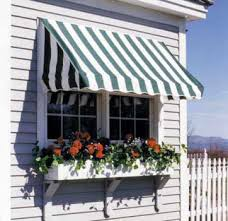 Cloth Window Awnings Window And Door Canopis Pittsburg Pa Deck King Awnings