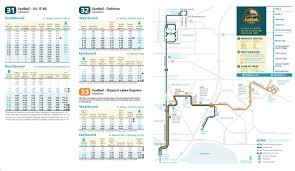 hudson light rail schedule sunrail information