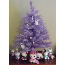 Hello Kitty Christmas Tree Decorations Christmas Trees Polyvore