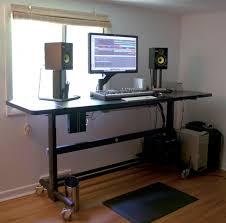 Ergonomic Standing Desk Setup Ergonomic Gaming Desk Mellydia Info Mellydia Info