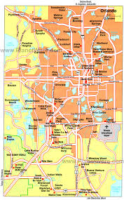 Florida Map Cities 10 Top Rated Tourist Attractions In Orlando Planetware