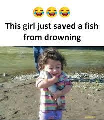 Meme Little Girl - funny meme about little girl vs fish gap ba gap