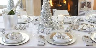 silver table decorations for rainforest islands ferry