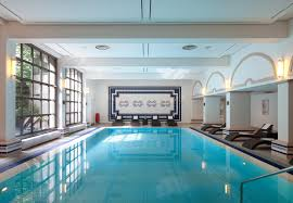 indoor pool hamburg marriott hotel