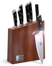 dalstrong knives gladiator series 8 piece block set