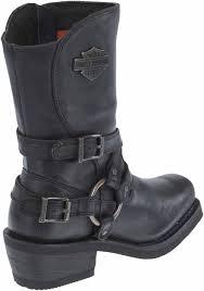 motorcycle boots buckle harley davidson women u0027s ingleside 8 5