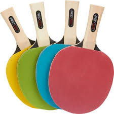 rec tek ping pong table rec tek 4 player racket table tennis set with organizer academy