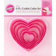wilton cookie cutters