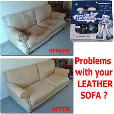 Leather Sofa Problems Qoo10 Sofa Leather Cleaner Furniture Deco