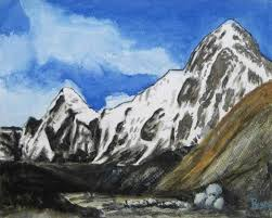 youtube how mountain landscape drawings to draw mountains mountain