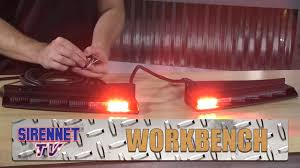 wiring a whelen inner edge youtube