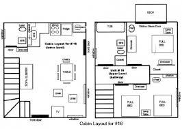 cabin plan cabin16 flooplan jpg