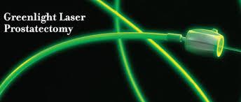 green light laser treatment greenlight laser prostatectomy treatment pvp surgery turp