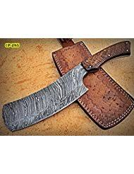 Damascus Steel Kitchen Knives Damascus Chef S Knives Cutlery Knife Accessories
