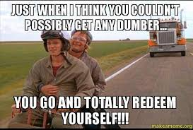 Dumb And Dumber Memes - dumb and dumber quotes home facebook