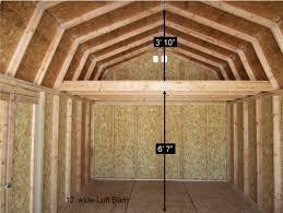barn floor plans with loft better built barns loft barns better built barns