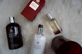 molton brown rosa absolute collection jamie makeup