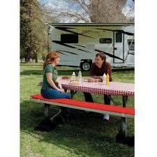picnic bench pads 2 pack direcsource ltd yf 201301 picnic