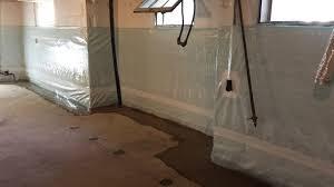 Waterproof My Basement by Basement Repair And Waterproofing The Real Seal